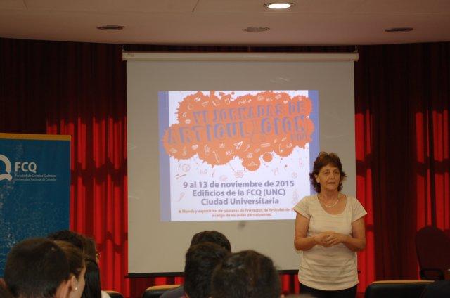 VI Jornadas de Articulación:  Escuelas presentaron sus Stands