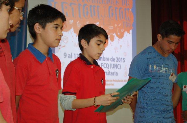 19 al 21 Octubre: La FCQ organiza Jornadas Nacionales Articulación